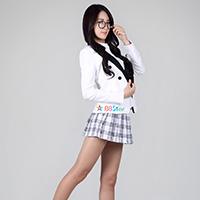 비비스타 화보 모델, 레이싱모델, 신혜라, 교복컨셉, 섹시컨셉