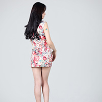 비비스타 화보 모델, 레이싱모델, 신혜라, 원피스컨셉, 섹시컨셉