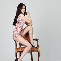 비비스타 화보 모델, 레이싱모델, 신혜라, 코르셋컨셉, 섹시컨셉