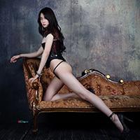 비비스타 화보 모델, 레이싱모델, 신혜라, 크롭티, 미니스커트, , 섹시컨셉