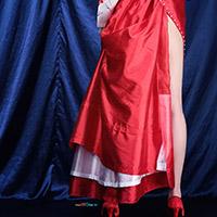 비비스타 화보 모델, BODY 시리즈, 섹시 한복 출사 모델